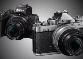 Обзор Nikon Z fc и сравнение с Nikon Z50